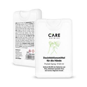 Desinfektionsmittel für Hände - Pocket Spray (20ml)