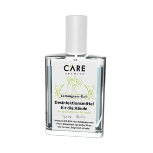 Desinfektionsmittel für Hände - Lemongrass (50ml)