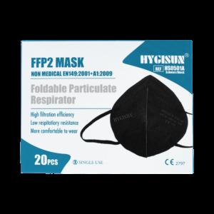 Hygisun FFP2 Einwegmasken (PSA) - 20 Stück