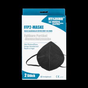 Hygisun FFP2 Einwegmasken (PSA) - 2 Stück